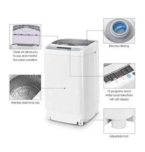 Giantex Full-Automatic Washing Machine Portable for Sale in Woodbridge Township, NJ