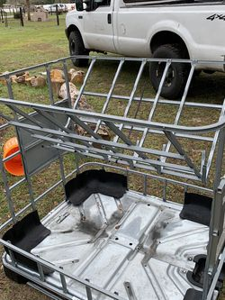 Hay/pasture Feeder For Goats And Livestock for Sale in Ocala,  FL