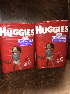 Huggies Size 6 for Sale in Arvada, CO