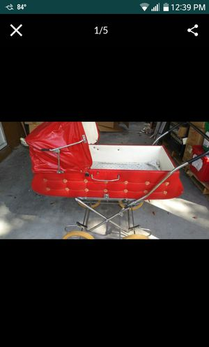 1950s Baby Carriage Stroller for Sale in Tampa, FL