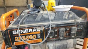 Generac GP5500 &Coleman Powemate 11hp for Sale in Villa Park, IL