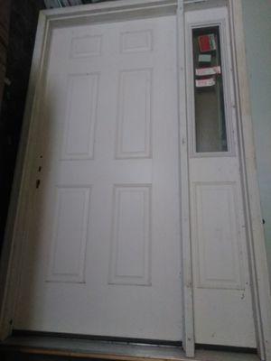 Door w sideglass for Sale in Fenton, MO