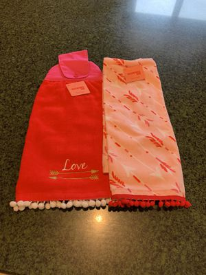 Valentine's Day Kitchen Towels for Sale in Irwin, PA