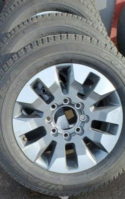 "20"" 8lug Fits GM 2011+newer 8x180 for Sale in Tacoma,  WA"
