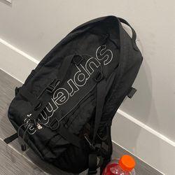 Supreme Black Backpack for Sale in Washington,  DC