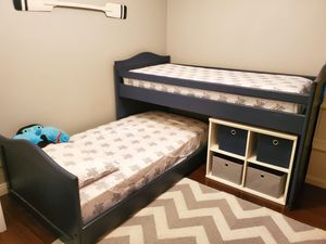 Loft twin bunk beds for Sale in Aliso Viejo, CA