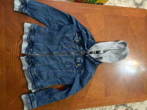 Women's AMX Jean jacket hoodie for Sale in Hillsboro, OR