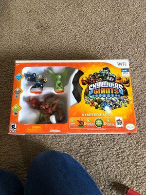 Wii Skylanders Giants Game for Sale in San Antonio, TX
