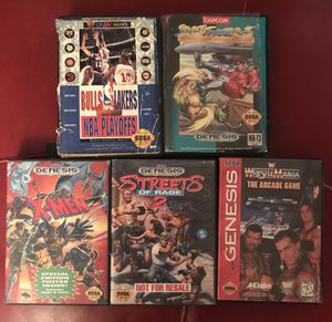 Sega Games Rare for Sale in Woodbridge, VA