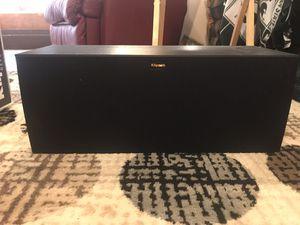 Klipsch R-25C Center Console Speaker for Sale in Elyria, OH