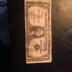 1935 Dollar Bill for Sale in The Bronx,  NY