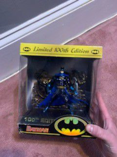 """Limited 100th Edition """"Batman"""" action figure Kenner for Sale in Magnolia, NJ"""