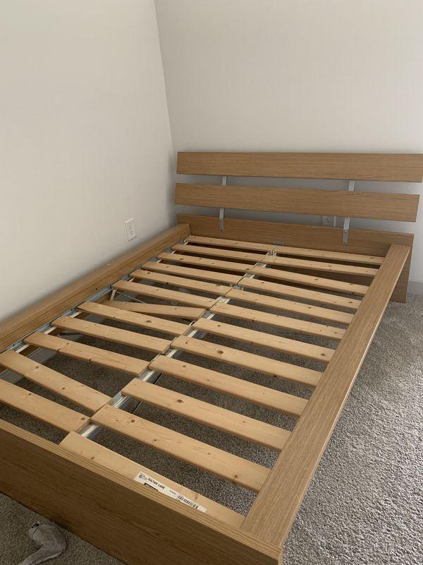 Queen IKEA Hopen Bedframe