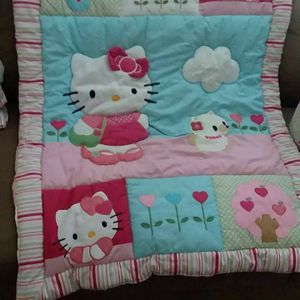 Hello Kitty Puppy 6 piece Comforter set for Sale in Phoenix, AZ