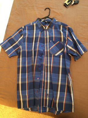 XL Short Sleeve Button Ups (Vans & Rusty Brands) for Sale in San Diego, CA