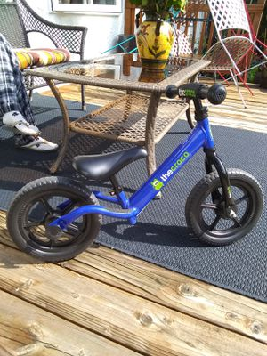 THE CROCO BALANCE BIKE • EXCELLENT CONDITION for Sale in Tukwila, WA