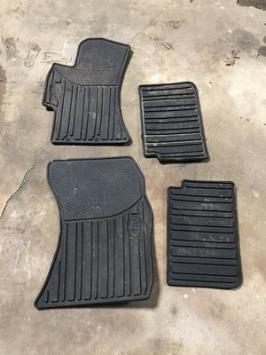 Wrx floor mats for Sale in Fort Washington, MD