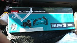 Makita LXT cut out tool only for Sale in Fontana, CA