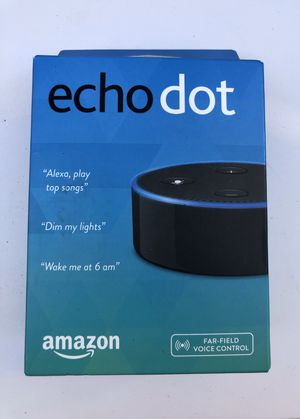 Amazon Echo Dot for Sale in Los Angeles, CA