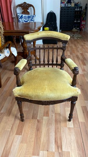 Antique Chair for Sale in San Francisco, CA