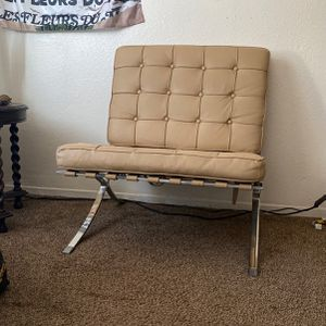 Barcelona Style Chair for Sale in Alameda, CA