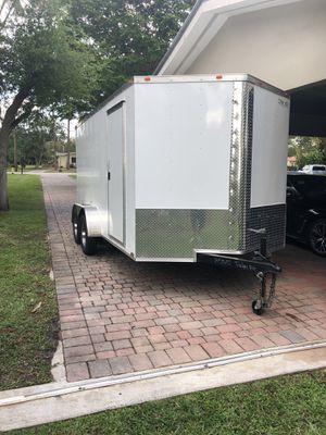 ENCLOSED TRAILER 7'x14' Brand new 2019 for Sale in Miami, FL