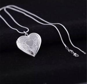 Sterling silver heart locket for Sale in Los Angeles, CA