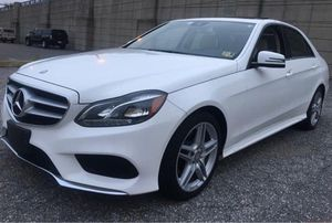 2014 Mercedes-Benz E-Class for Sale in Sterling, VA