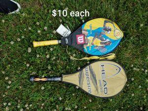 Tennis rackets for Sale in Brandywine, MD