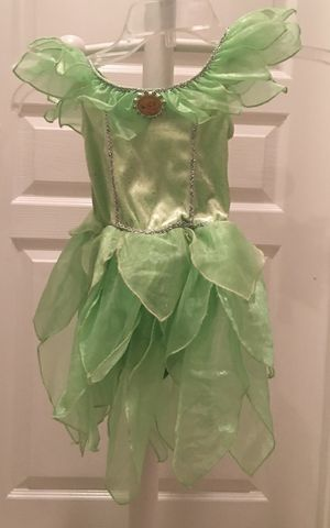 Disney Park Tinkerbell Dress Costume Size 2-3 for Sale in Mission Viejo, CA