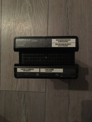 Netgear Modem & Router Combo N600, model C3700 for Sale in SeaTac, WA