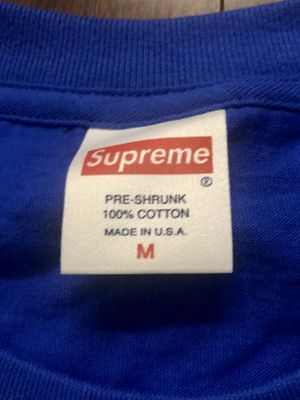 Supreme shirt size M for Sale in Union City, CA