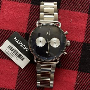 MVMT Silver & Blue Face Watch for Sale in Downey, CA