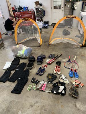 Miscellaneous sports gear! for Sale in Scottsdale, AZ
