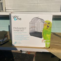 Bird Cage Toy And Food Treats Bath /starter Kit for Sale in San Martin,  CA