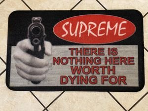 Supreme Welcome Mat for Sale in Fresno, CA