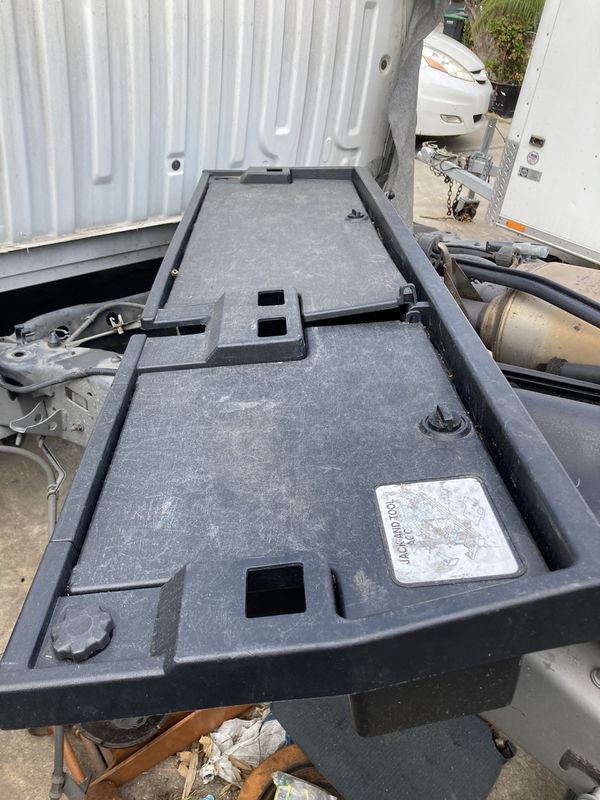 Toyota Tundra 2007 Parts Only