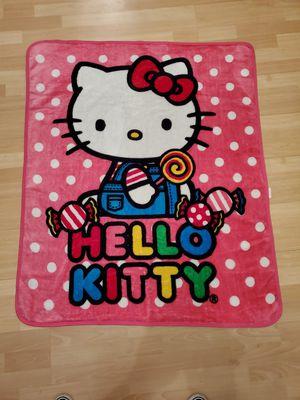 Super soft Hello Kitty blanket for Sale in Mesa, AZ