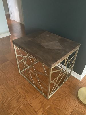 Side table for Sale in Tulsa, OK