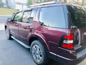 2008 Ford Explorer Limited, clean CarFax, low miles! for Sale in Rockville, MD