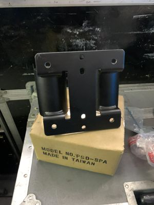 Premier Mounts Single Plasma Adapter PSDSPA PSD-SPA w/ INSTALLATION INSTRUCTIONS for Sale in Addison, IL