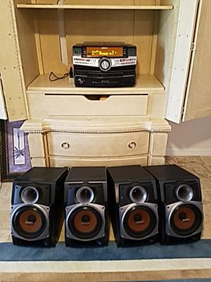 Sony stereo system for Sale in Port St. Lucie, FL