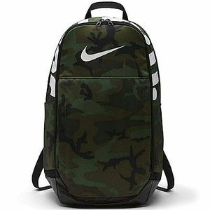 Nike Brasilia Backpack Camo XL Laptop Gym School Bag for Sale in Boston, MA