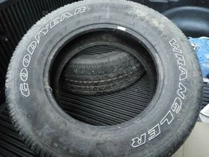 Goodyear Tires 275/65/18 for Sale in Saint Joseph, MO
