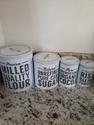 Kitchen canisters for Sale in Newport Beach, CA