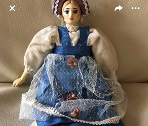 Antique ethnic doll for Sale in Silver Spring, MD