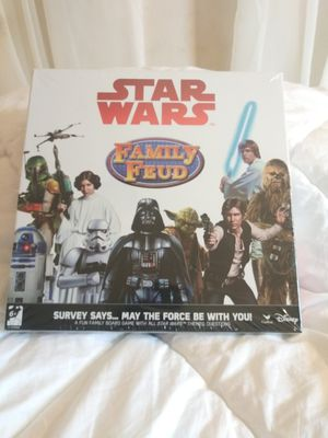 2017 Star Wars Family Fued board game for Sale in Peachtree Corners, GA