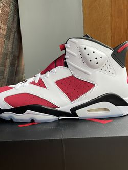 Jordan 6 Carmine size 9.5, 10.5 And 13 for Sale in Cleveland,  OH