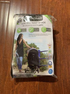 SnoozeShade Sunshade & Baby Sleep Aid Stroller UV Cover Blocks 99% UV for Sale in Walnut, CA