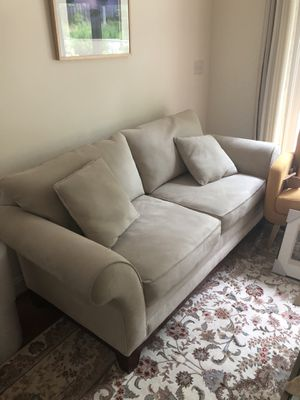 Two couches. Clean. 84LX40W. $140 each for Sale in Annandale, VA